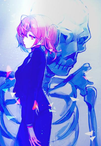 Images roses et bleues ...♡