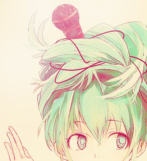 Hatsune Miku !! ♥