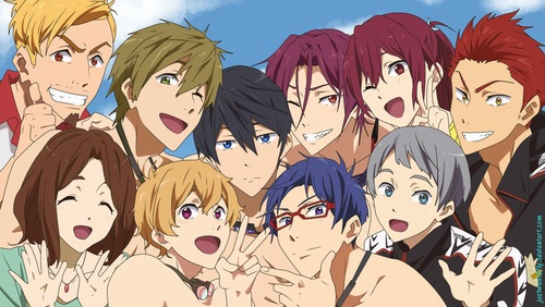Free! => Images