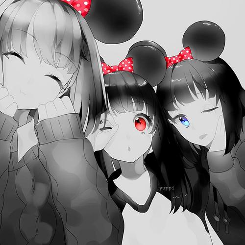 Images noir et blanc ♥