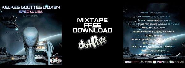 Mixtape En Telechargement Gratuit Kelkes Gouttes D Oxen Vol3 Special USA