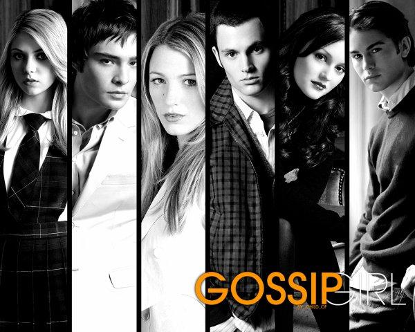 « Je ne suis pas Chuck Bass sans toi. » Chuck à Blair dans Gossip Girl. ♥