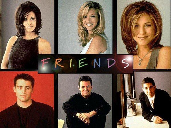 « Je vais me suicider avec des yaourts périmés. » Chandler dans Friends. ♥