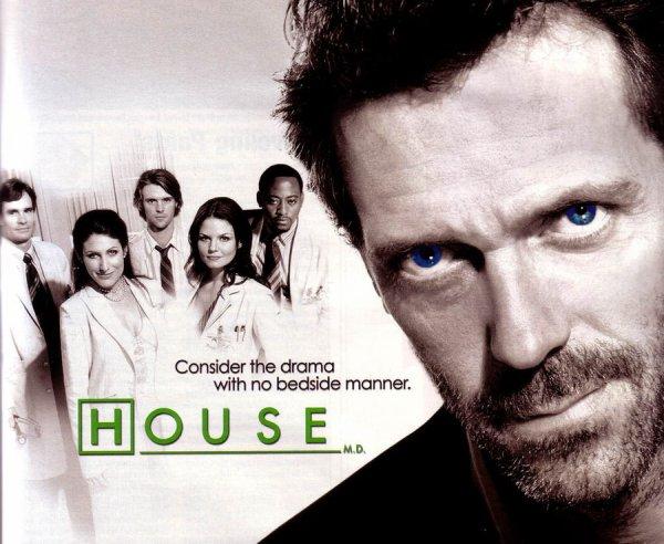 « Pourquoi vous avez engagé Chase? J'adore ses cheveux! » Dr House. ♥