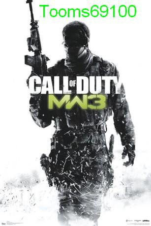 Enfin Call Of Duty MW3 en main !!!!