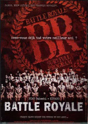 Battle Royale (film 1)