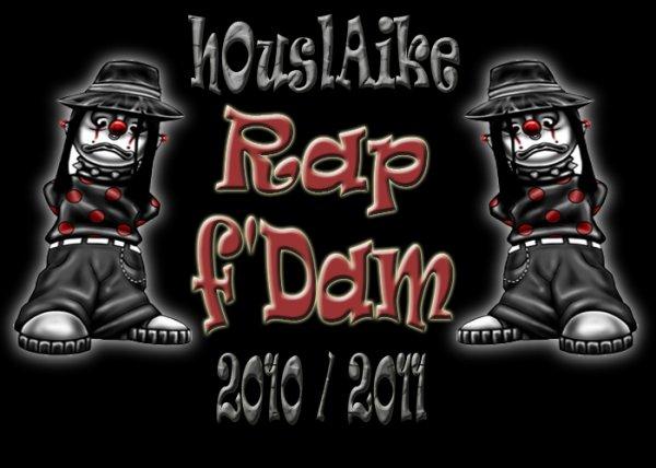 Mister Houslaike - MAXi Rap f'Dam