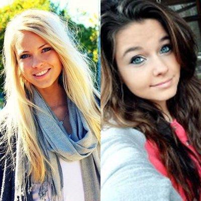 Blonde vs Brune ?
