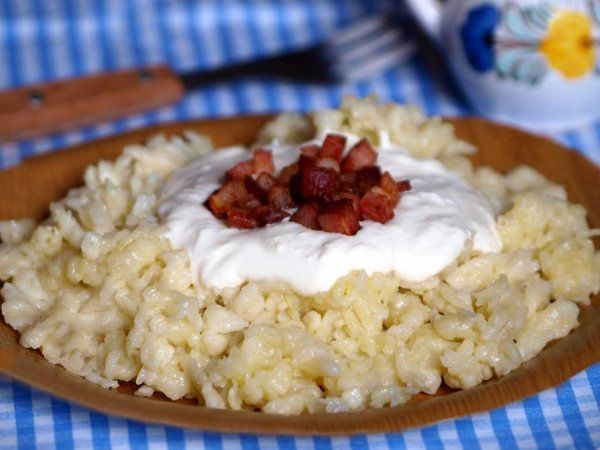 typical Slovak food