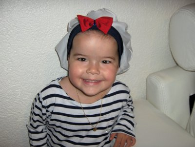 Soraya petite moussaillonne!