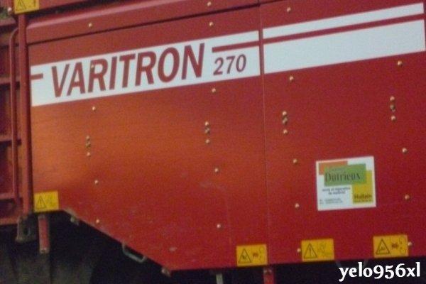 Grimme Varitron 270
