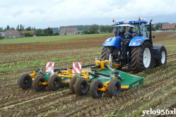Foire agricole de Pottes