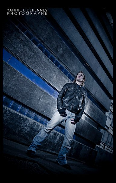 Frontman N°2: Yannik Dilly
