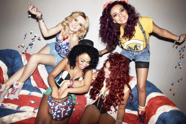 Qui sont Les Little Mix ?