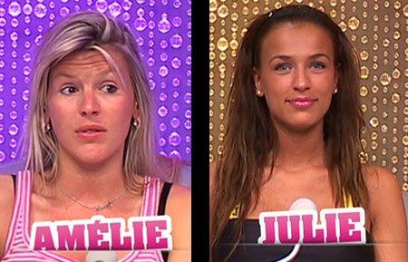 Julie et Amélie: C'est La Guerre !