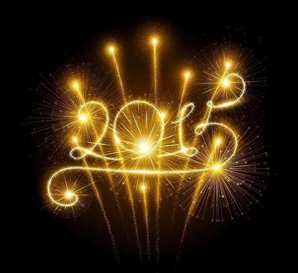 Bonne année et bonne santer :)