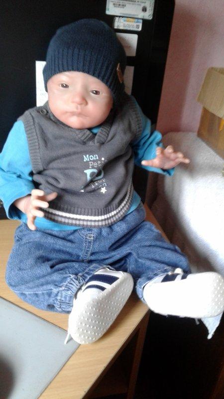 Mon petit Will !