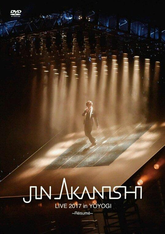 Jin Akanishi Live 2017 in YOYOGI ~Résumé~