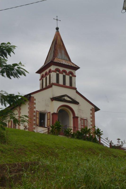 eglise  de Roura