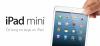 iPad mini dispo le 2 novembre
