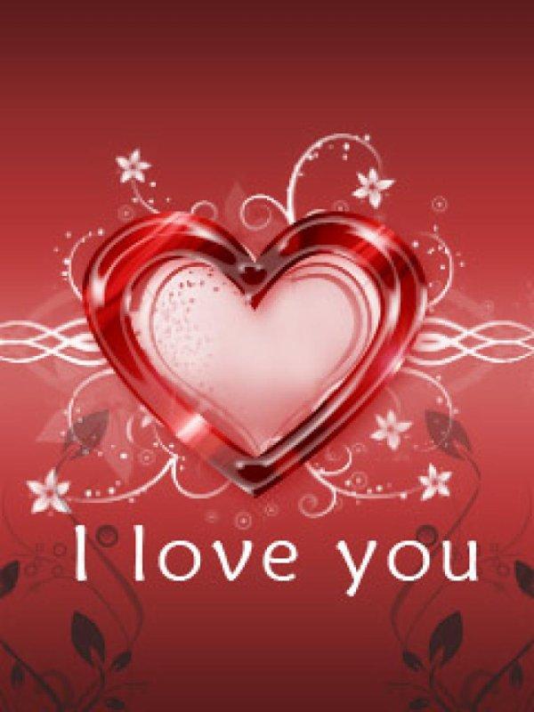 Bisousssssss pleins d'amour mon Alain@@@@@Mon coeur j'eprouve pour toi de la passion et de l'amour  je t'aimeeeeeee