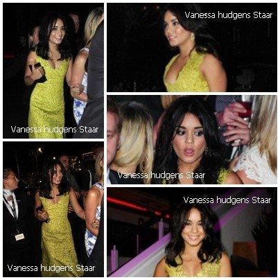 Bonjour à tous ! Vanessa profite de sa venue en France pour se rendre à quelques évènements à l'occasion du festival de Cannes. Elle s'est rendue jeudi dernier (12/05) à l'évènement organisé par la marque Calvin Klein qui s'est déroulé sur la plage de l'hôtel Martinez. Après la soirée, elle s'est rendue dans la boite de nuit « Baoli » où elle a terminé la soirée avec ses amies. (Suite de l'article.)
