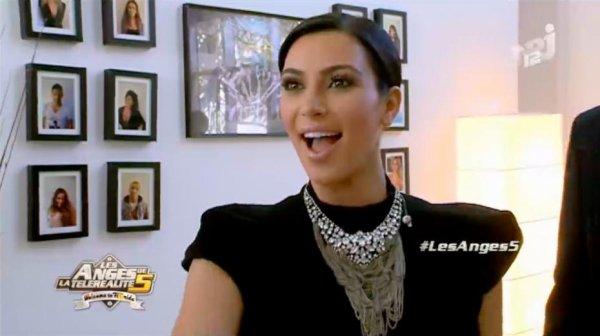 Les Anges : Le salaire de Kim Kardashian pour sa venue coûte !