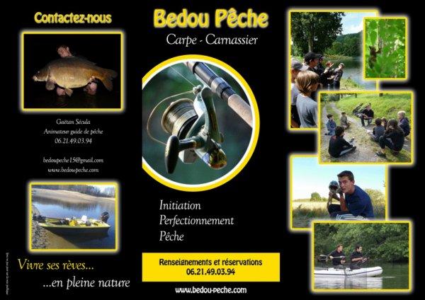 Bedou pêche