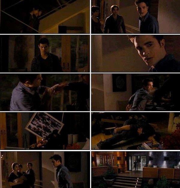 Screencaps de deux scènes coupées de Breaking Dawn, et une nouvelle photo promo d'Alice!