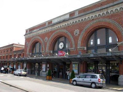 Gare de St Quentin