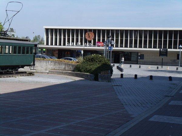 Gare de Laon