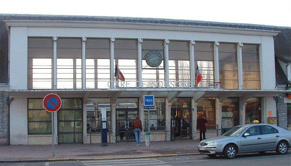 Gare de Soissons