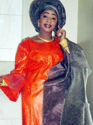 Babany Koné la cantatrice malienne