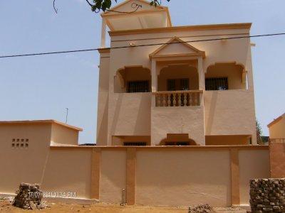 voilà ma residence à bko