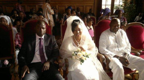 mariage de Cheickna Sissoko & Ami Samgare le 06/10/12paris 19