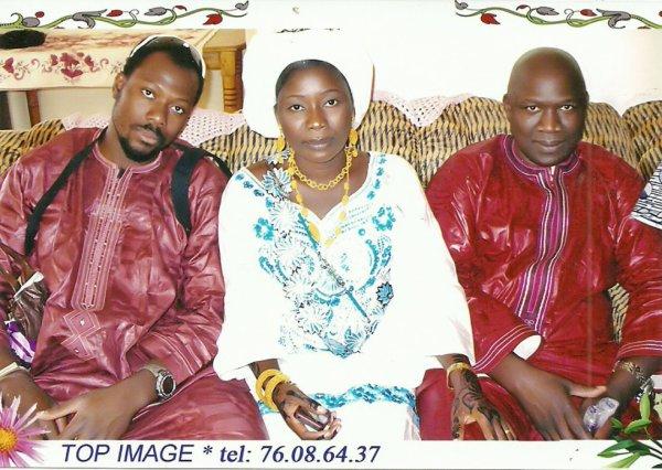 Seydou &Mao fall et Badiallo à bko