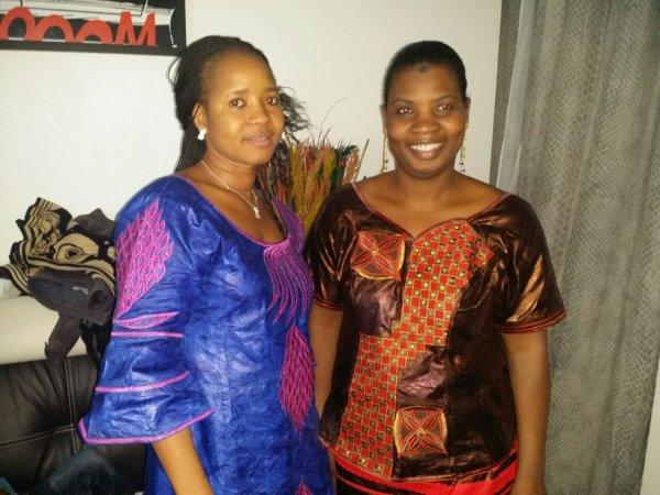 Dado Soumare & Mossou Kante les cousine de foukara