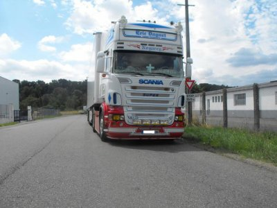 Scania R620 eric daguet