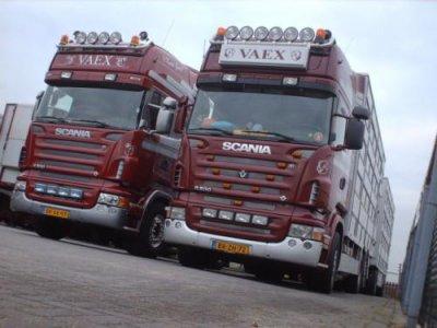 Transports Vaex