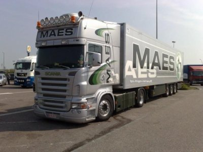 Transports maes