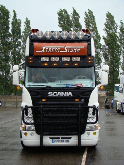 "Scania r500 v8 ""Xtrem Scann"""