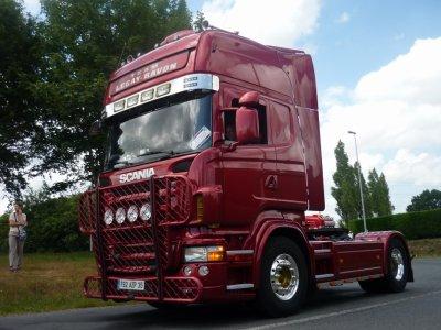 """Scania V8 Team """"Legay-Ravon"""""""