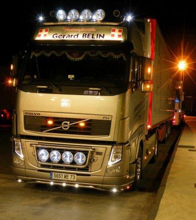 """Volvo fh3 des transports """"Gérard-Belin"""" il et vraiment tres classe"""