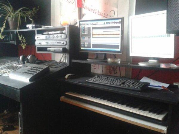 Mon Studio....