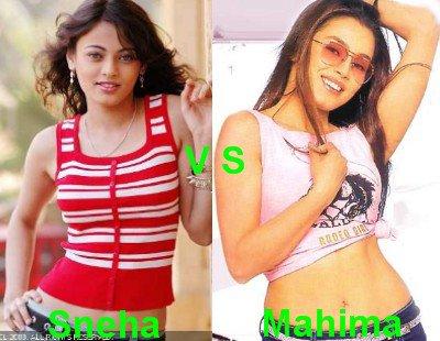 Sneha Ullal vs Mahima Chaudhary