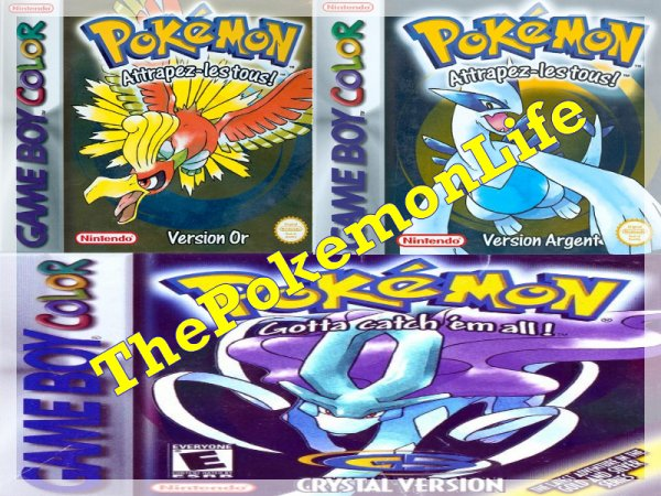 The Pokemon Life : Episode 2  : Or , Argent et Crystal