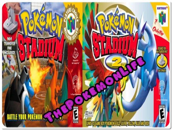 Pokémon sur  NINTENDO 64