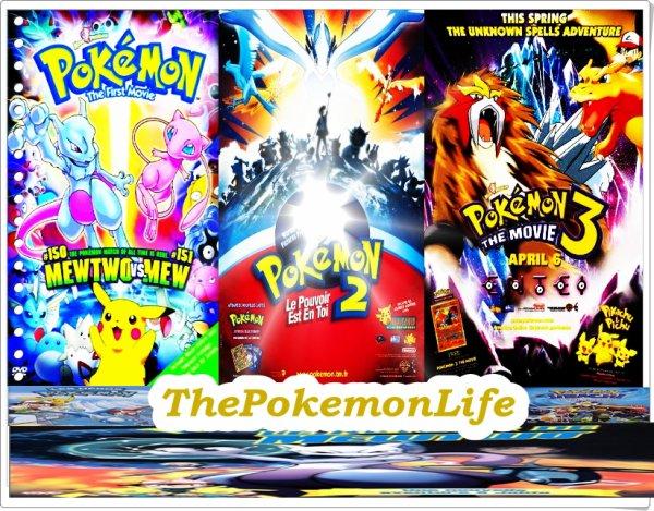 Pokémon : Les Films