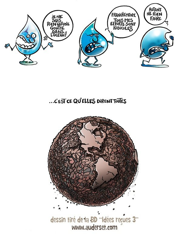 Un dessin d'Alain Auderset