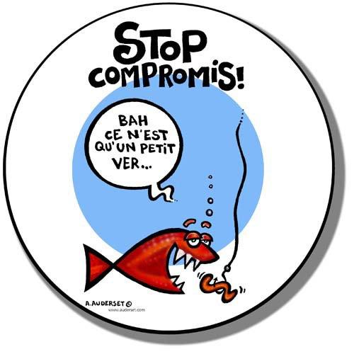 Stop aux compromis